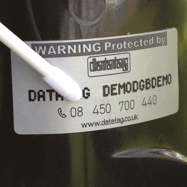 High Quality Ultra Destruct Labels